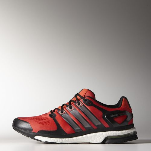 Les chaussures Adistar Boost - crédit photo : Adidas
