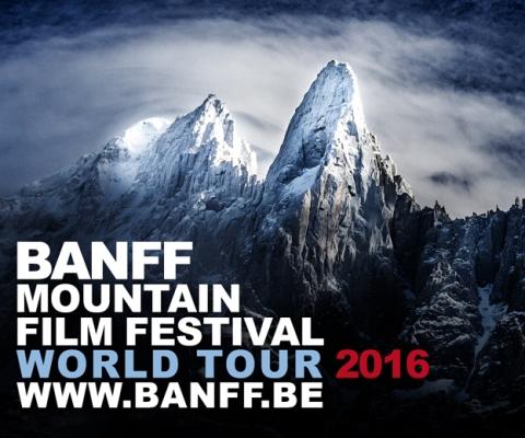 Banff Moutain Film Festival 2016