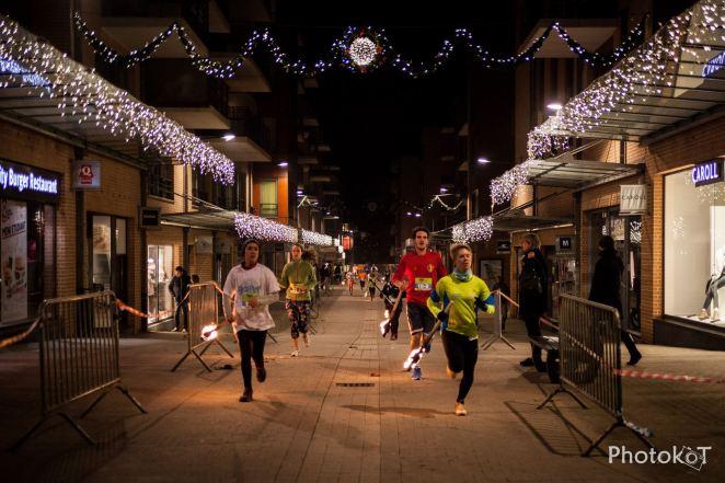 La course aux flambeaux - crédit photo: Photokot