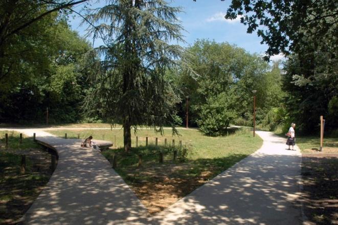Le Parc de la Source - crédit photo: Skope