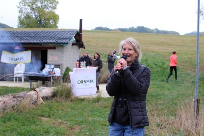 """Le stand des """"Produits du Terroir"""" - crédit photo : RunningGeek.be"""