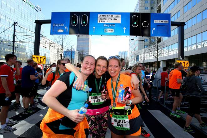 NN Marathon Rotterdam 2016 – crédit photo : Bart Hoogeld